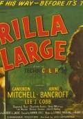 Gorilla at Large (1954) Poster #1 Thumbnail