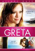 According to Greta (2009) Poster #1 Thumbnail
