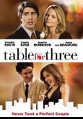 Table for Three (2009) Poster #1 Thumbnail