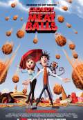 Cloudy with a Chance of Meatballs (2009) Poster #4 Thumbnail