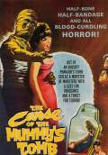 The Curse of the Mummy's Tomb (1964) Poster #1 Thumbnail