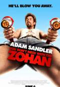 You Don't Mess with the Zohan (2008) Poster #3 Thumbnail