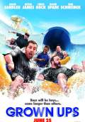 Grown Ups (2010) Poster #2 Thumbnail