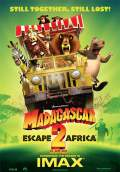 Madagascar: Escape to Africa (2008) Poster #3 Thumbnail