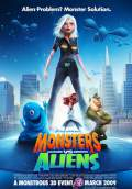 Monsters vs. Aliens (2009) Poster #13 Thumbnail