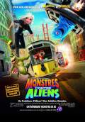 Monsters vs. Aliens (2009) Poster #15 Thumbnail