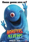 Monsters vs. Aliens (2009) Poster #2 Thumbnail
