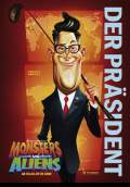 Monsters vs. Aliens (2009) Poster #20 Thumbnail