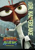 Monsters vs. Aliens (2009) Poster #23 Thumbnail