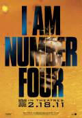 I Am Number Four (2011) Poster #2 Thumbnail