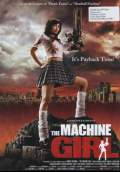 The Machine Girl (2009) Poster #1 Thumbnail