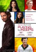 Playing For Keeps (2012) Poster #1 Thumbnail