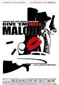Give 'em Hell, Malone (2009) Poster #2 Thumbnail