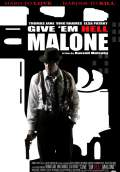 Give 'em Hell, Malone (2009) Poster #3 Thumbnail