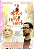 2 Days in New York (2012) Poster #1 Thumbnail