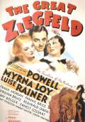 The Great Ziegfeld (1936) Poster #1 Thumbnail