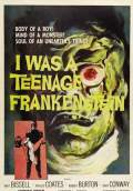 I Was a Teenage Frankenstein (1957) Poster #1 Thumbnail
