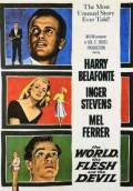 The World, the Flesh and the Devil (1959) Poster #1 Thumbnail