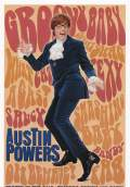 Austin Powers: International Man of Mystery (1997) Poster #4 Thumbnail