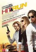 Hit and Run (2012) Poster #3 Thumbnail