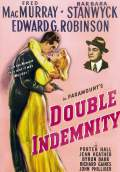Double Indemnity (1944) Poster #1 Thumbnail