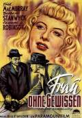 Double Indemnity (1944) Poster #3 Thumbnail