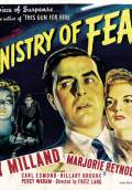 Ministry of Fear (1944) Poster #2 Thumbnail