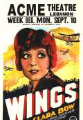 Wings (1927) Poster #4 Thumbnail