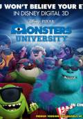Monsters University (2013) Poster #20 Thumbnail
