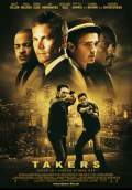 Takers (2010) Poster #2 Thumbnail