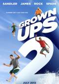 Grown Ups 2 (2013) Poster #2 Thumbnail
