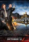 The Three Musketeers 3D (2011) Poster #18 Thumbnail
