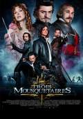The Three Musketeers 3D (2011) Poster #26 Thumbnail