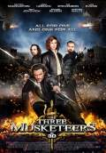 The Three Musketeers 3D (2011) Poster #29 Thumbnail
