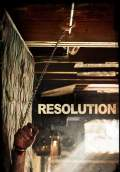 Resolution (2013) Poster #2 Thumbnail