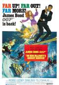 On Her Majesty's Secret Service (1969) Poster #1 Thumbnail