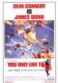 You Only Live Twice (1967) Poster #3 Thumbnail