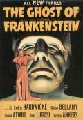 The Ghost of Frankenstein (1942) Poster #1 Thumbnail