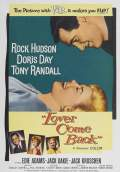 Lover Come Back (1961) Poster #1 Thumbnail