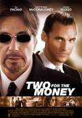 Two for the Money (2005) Poster #1 Thumbnail
