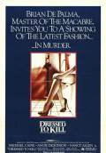 Dressed to Kill (1980) Poster #1 Thumbnail