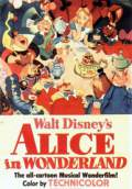 Alice in Wonderland (1951) Poster #2 Thumbnail