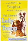 Lady and the Tramp (1955) Poster #2 Thumbnail