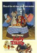 Lady and the Tramp (1955) Poster #3 Thumbnail