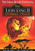 The Lion King 2: Simba's Pride (1998) Poster #1 Thumbnail