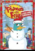 Phineas & Ferb: Very Perry Christmas (2010) Poster #1 Thumbnail