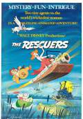 The Rescuers (1977) Poster #1 Thumbnail