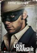 The Lone Ranger (2013) Poster #8 Thumbnail