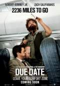 Due Date (2010) Poster #8 Thumbnail