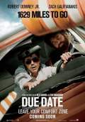 Due Date (2010) Poster #9 Thumbnail